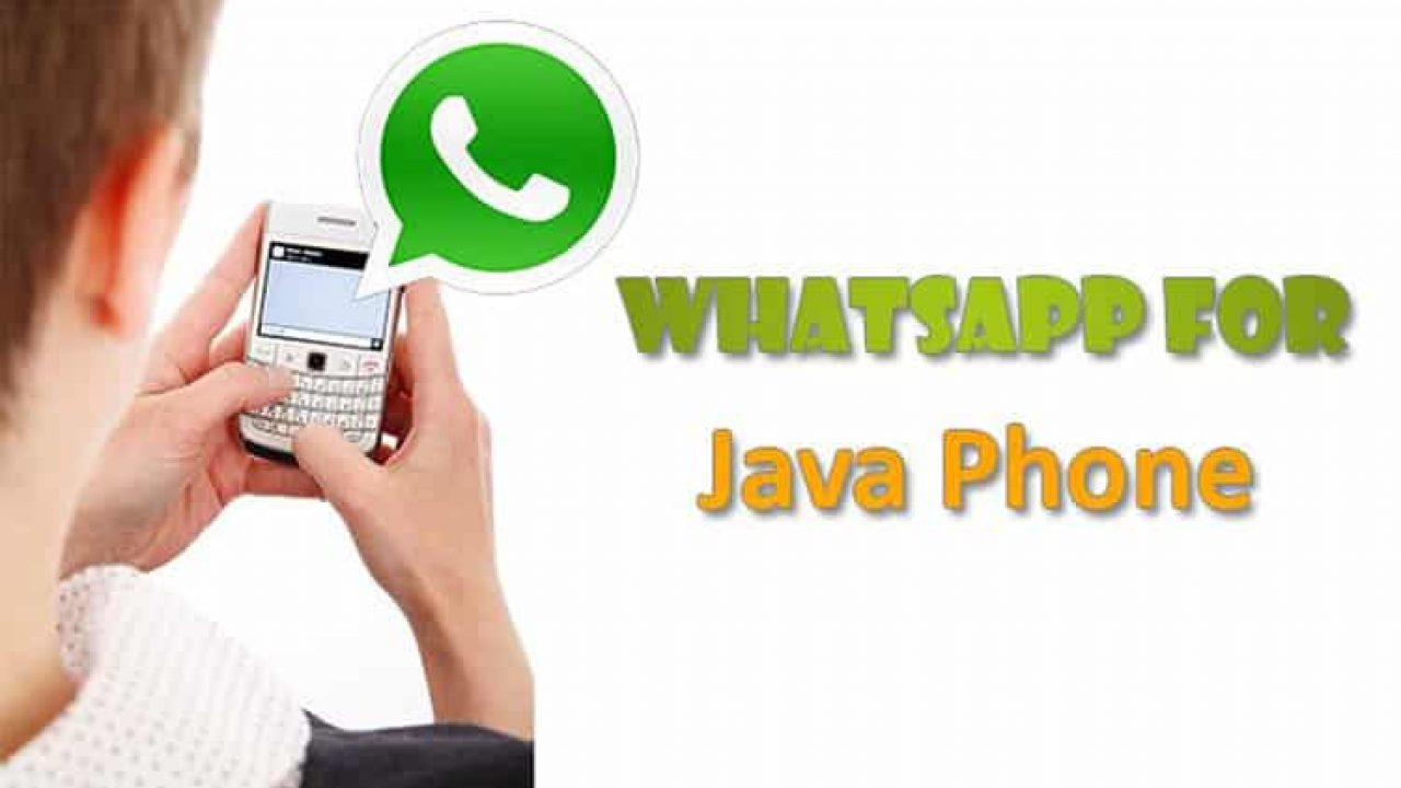 How to Download and Install WhatsApp for Java Phones - Web, Design