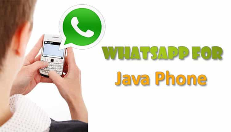 How to Download and Install WhatsApp for Java Phones - Web