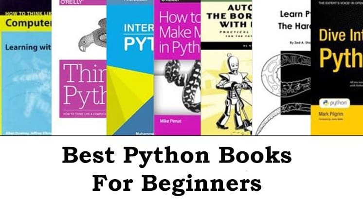 Best Book for Learning Python | Machine Learning,Data ...