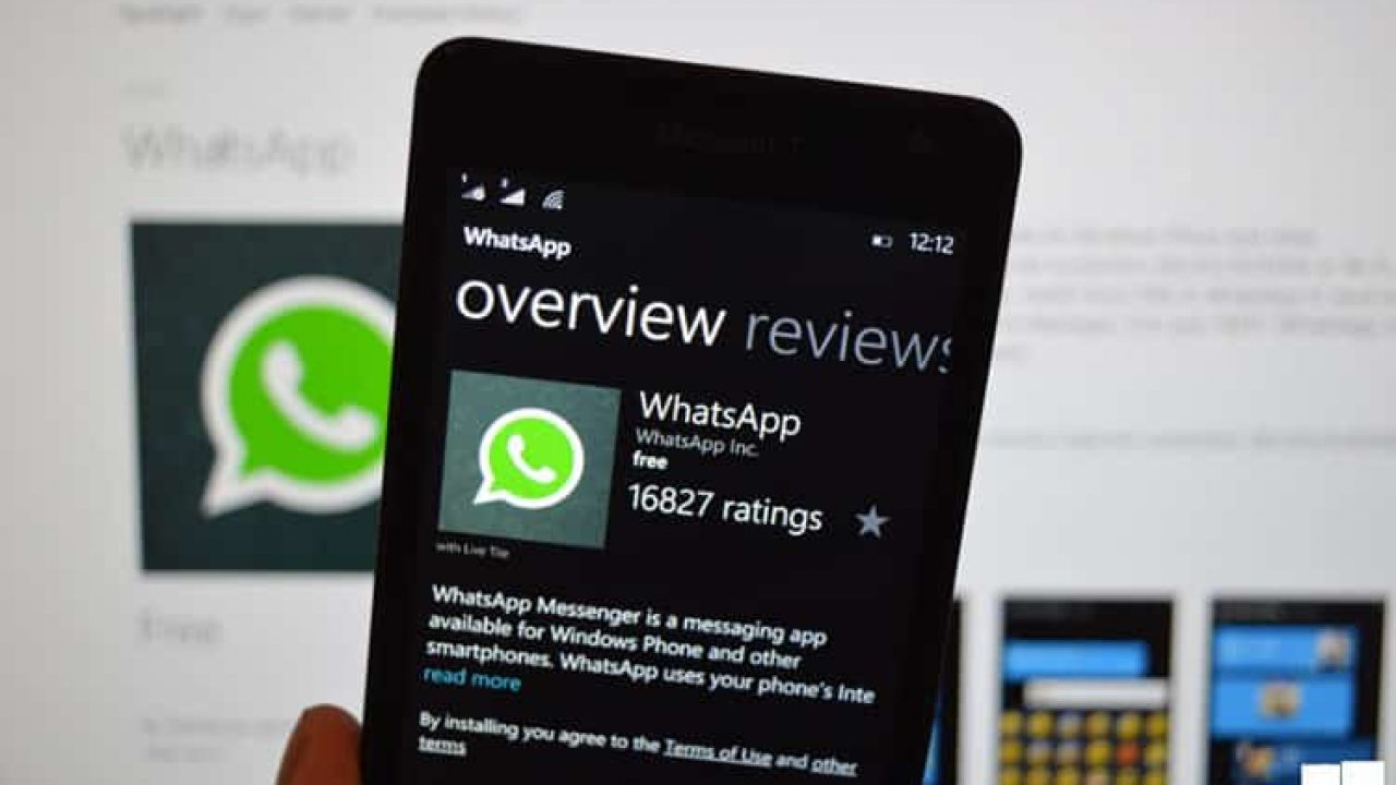 Install Whats On Your Windows Phone