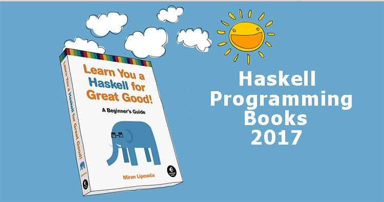haskell programming books