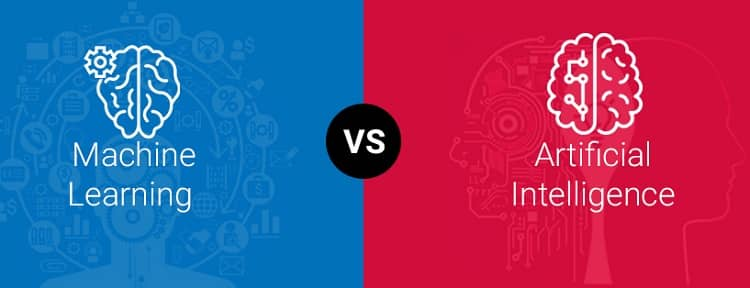 Artificial Intelligence vs  Machine Learning: What's the
