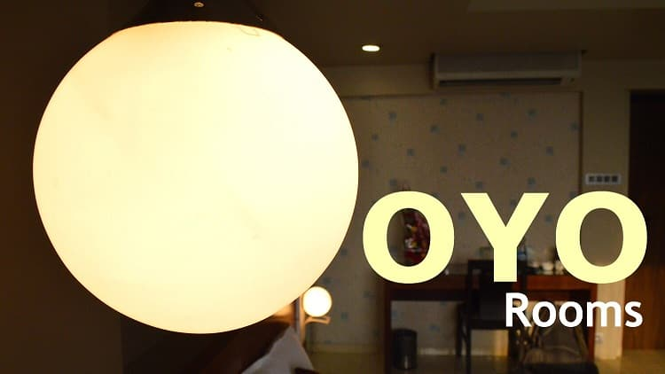 OYO rooms business model