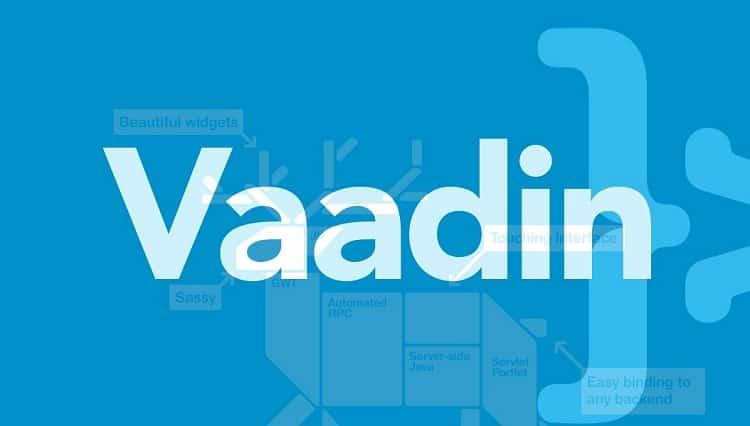 what is Vaadin Framework