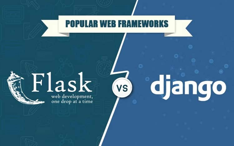 Django vs Flask