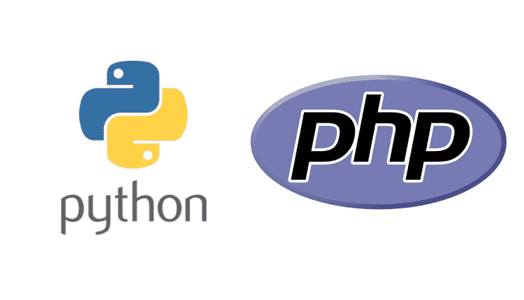 Image result for python and php
