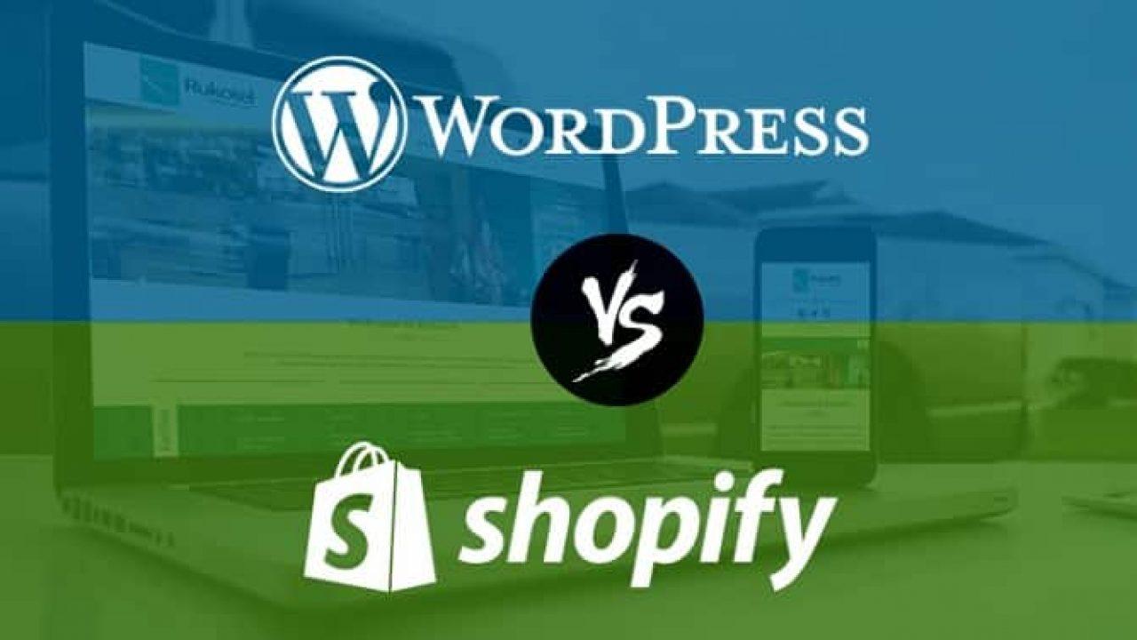 Shopify Blog vs WordPress Blog: Selecting Your E-Commerce Platform