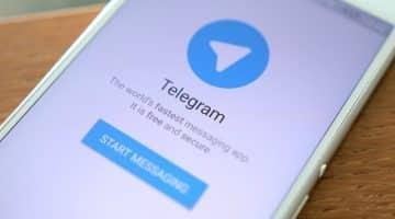 Telegram programming languages