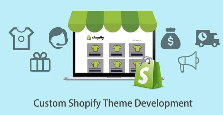 Custom-Built Shopify Theme