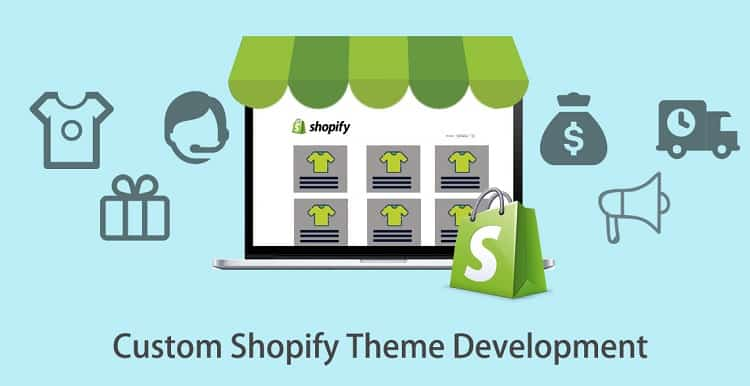 Custom-Built Shopify Theme