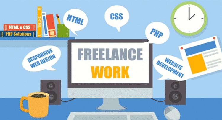 freelance web designer/developer