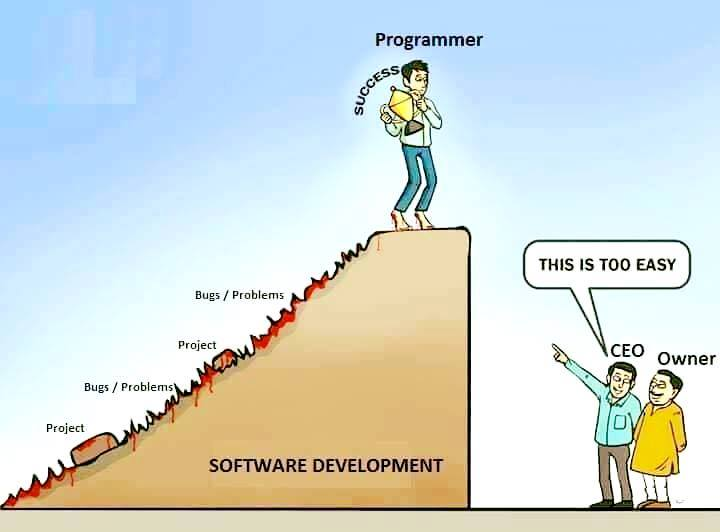 Funny 5 Programming Jokes Of The Week - Web, Design, Programming