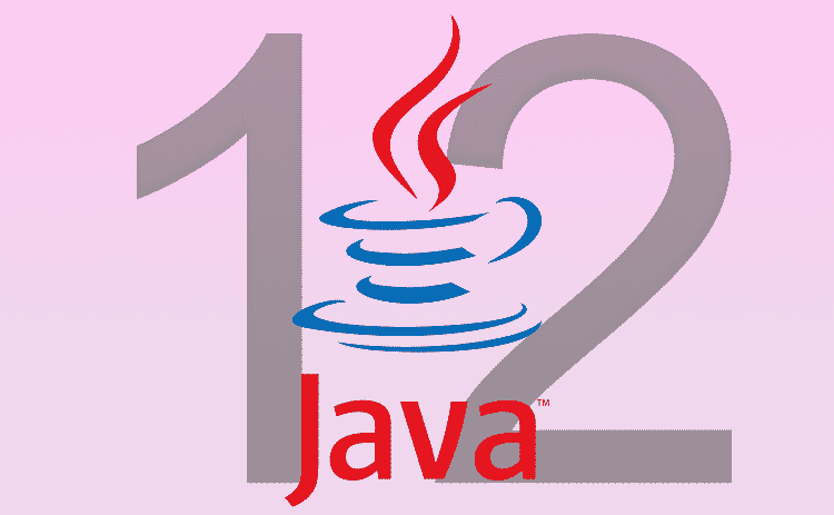Java 12