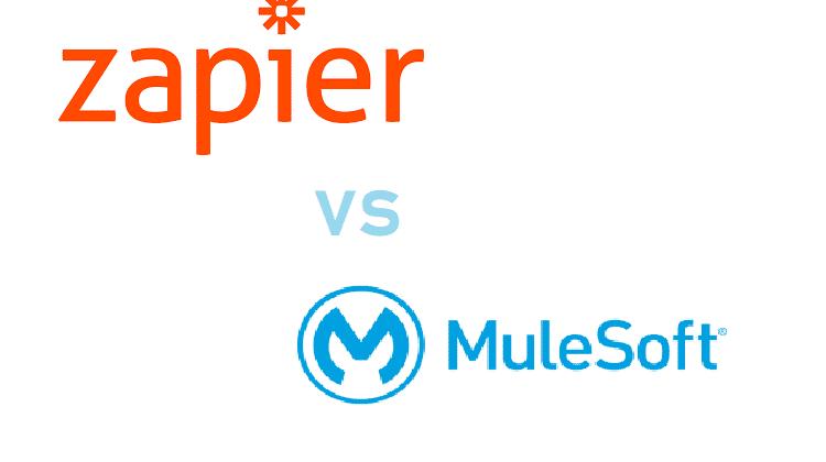 Zapier vs MuleSoft