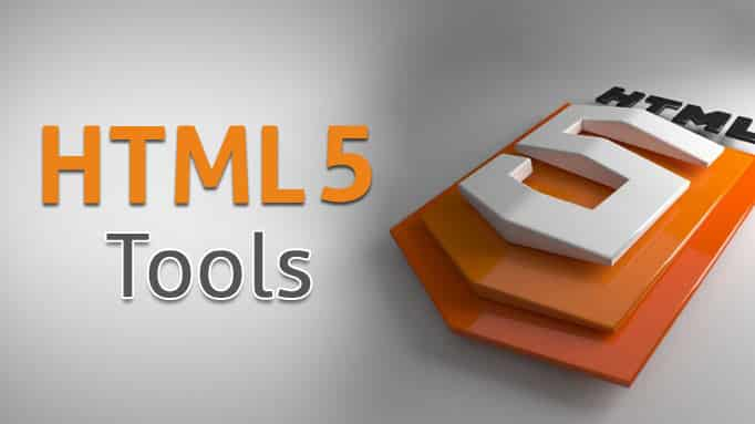 HTML5 Development Tools