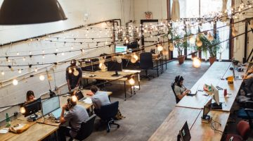 Coworking Spaces for Freelancers