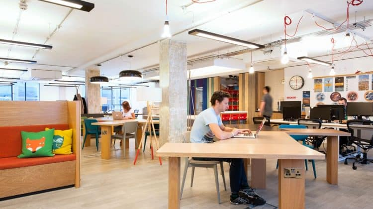 Coworking Spaces in the UK