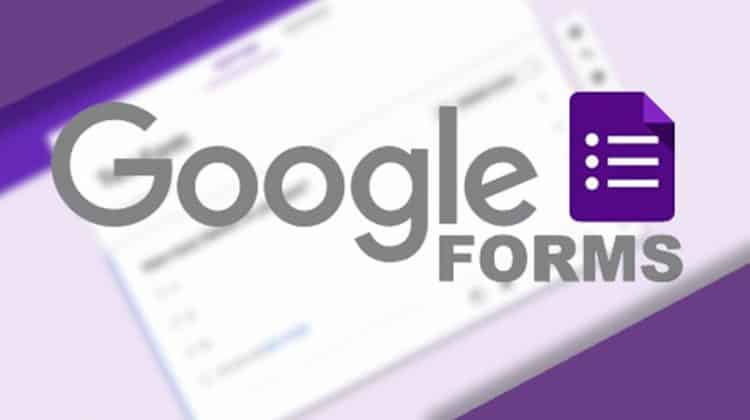 Google Forms on Mobile