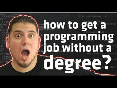 get Programming Job