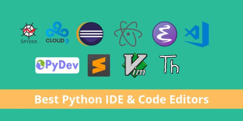 Python IDEs for Windows