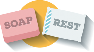 REST API and SOAP API