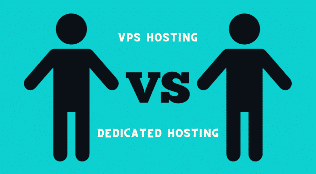 vps vs dedicated-hosting