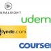 Pluralsight vs. Udemy vs. Lynda vs. Coursera