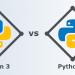 Python 2 and Python 3